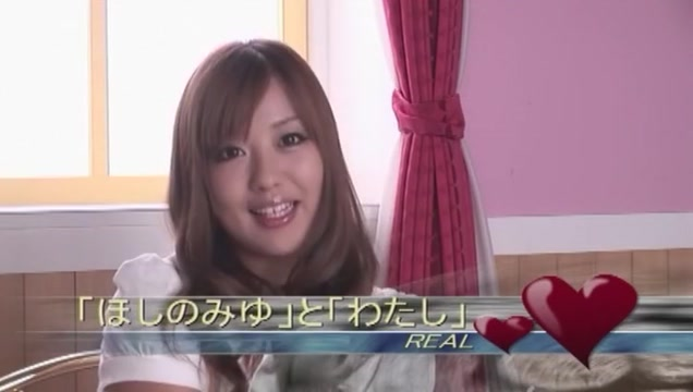 Crazy Japanese model Miyu Hoshino in Amazing Masturbation, Solo Girl JAV scene After a year and a half of dating