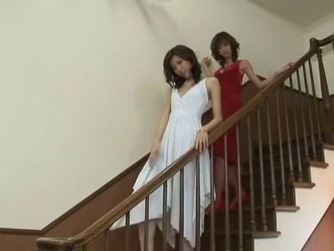Crazy Japanese chick Noa, Akane Hotaru in Amazing Stockings, Group Sex JAV video Ass hard shemale