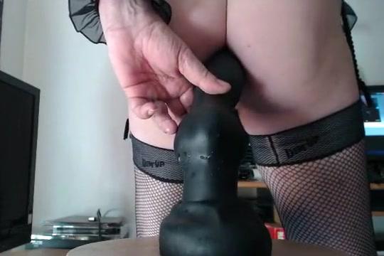 Incredible amateur gay scene with Crossdressers, Solo Male scenes Wife pleasures husbands ass