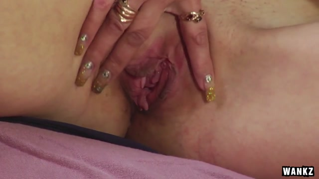 WANKZ- Marina is a Sex Fiend Transvestite pay view