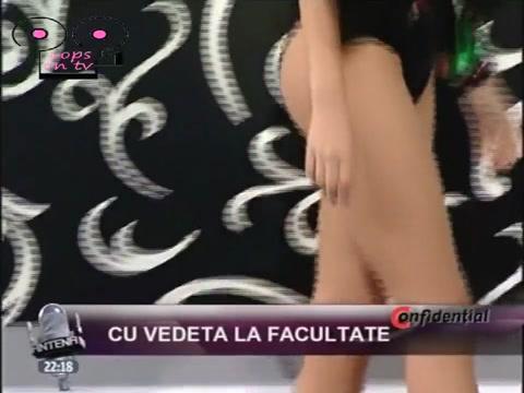 Sexy Fashion show Transparent Pink berri kerri porn
