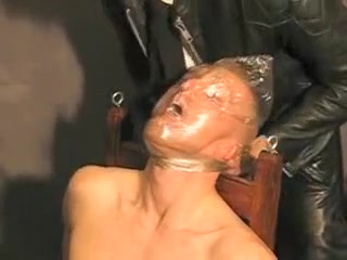 Crazy amateur gay clip with BDSM scenes daily videos of naked guys