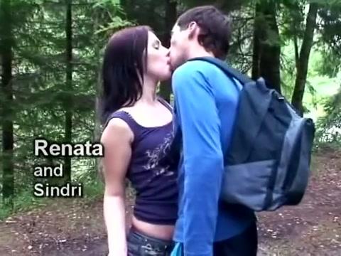 Fabulous pornstar in amazing brunette, cunnilingus adult video