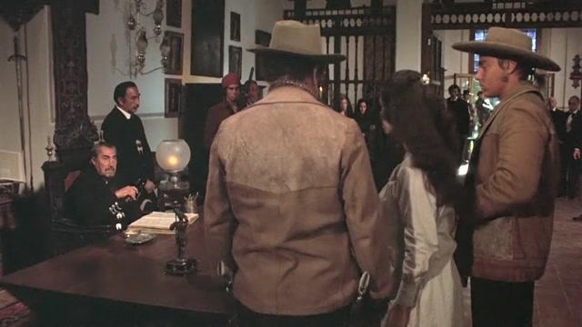 Isela Vega & Janine Maldonado - Bring Me the Head of Alfredo Garcia (1974) Nailin palin hustler parody