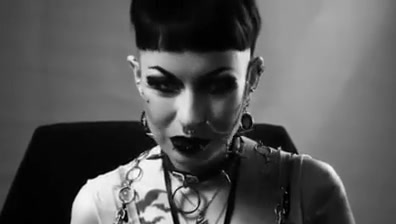 Fabulous homemade Gothic, Russian xxx clip mia kimmy full video