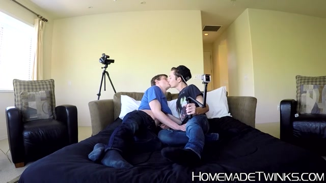 Seth Cane & Blake Anderson in Seth Cane and Blake Anderson love fucking each other wildly - HomemadeTwinks free cartoon porn no signup