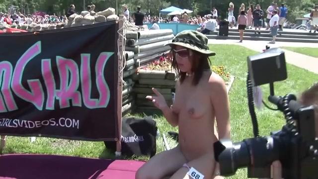 Best pornstar in fabulous outdoor, striptease xxx video Spank cutie torrent