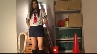 Naruko part 2 Japanese girls footjob