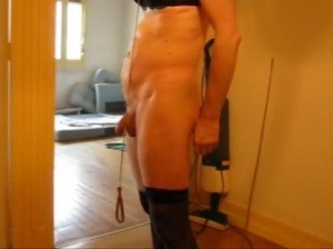 Dressage de ma soumise Bbw showing off to me part