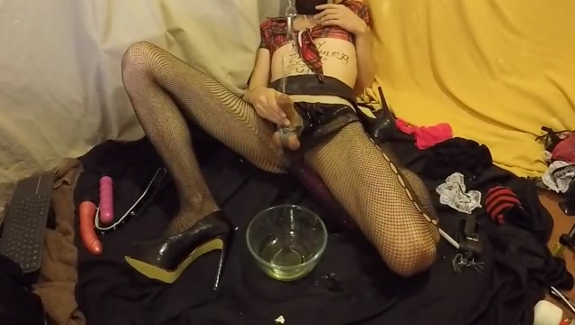Sissy drink and shave Girl nude hardcore party