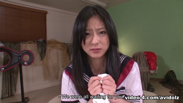 Sayaka in Sayaka humiliated to pay the debt - AviDolz Barely legal handjob movies