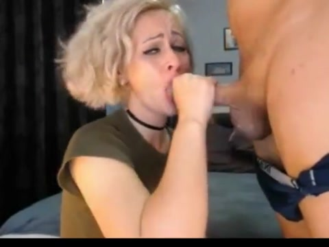Blonde girl fucked balls deep in her mouth dirty fat sluts