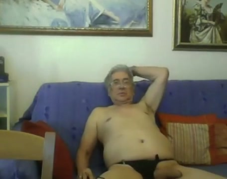 Grandpa show on webcam i want sex everyday