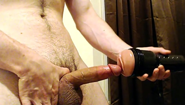 Hot junior stud strokes big cock to cumshot with fleshlight free punished cunts bdsm storiea