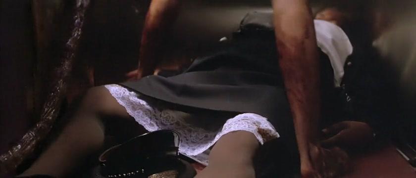 Natasha Henstridge - Species (1995) Small ass korean suck cock and facial