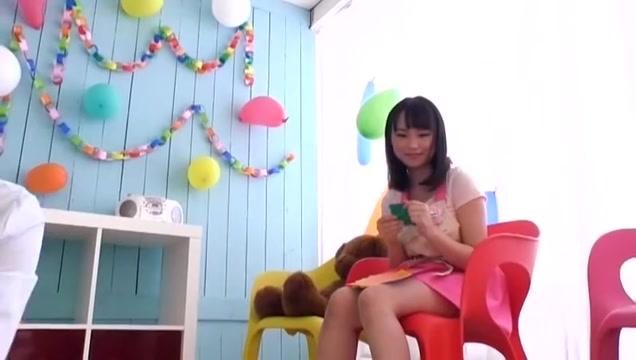 Exotic Japanese chick Akane Yoshinaga in Horny Big Tits, Hairy JAV video what women use to masturbate