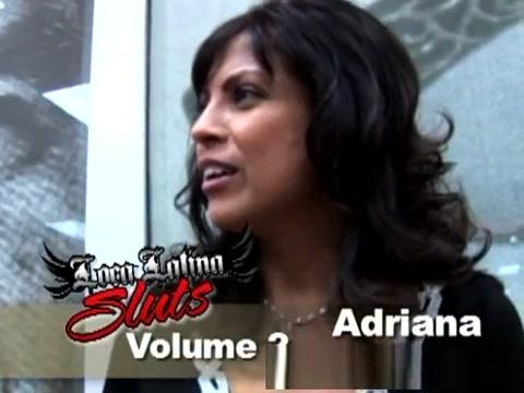 Fabulous pornstar Adriana Wild in hottest latina, brunette porn scene Voyeur daughter caught