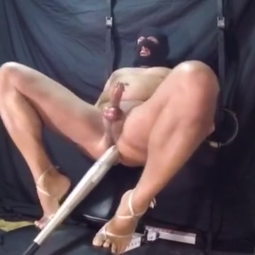 Baseball bat anal invasion french girl bukkake and cumshot 1