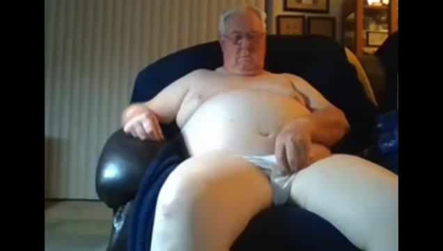 Grandpa cum on webcam 1 Teen bbw and her giant boobs