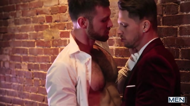 Jacob Peterson & Roman Todd in Prohibition Part 1 - Str8ToGay Old Man Yang Girl Indan