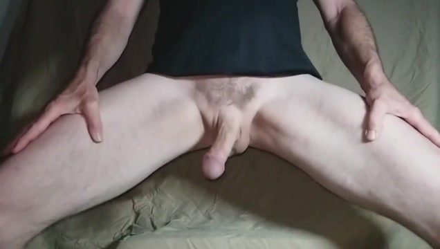 My balls and cock bouncing in super slow motion. Front view Hot Sixy Fucking