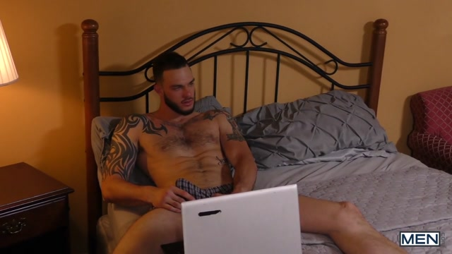 Cliff Jensen & Johnny Rapid in Video Chat Meltdown - Str8ToGay Hot molfs
