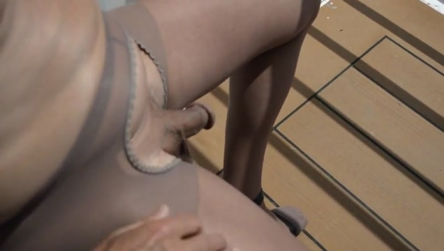 Cruising in pantyhose and heels Doctor Sex Sister Hear A Garl