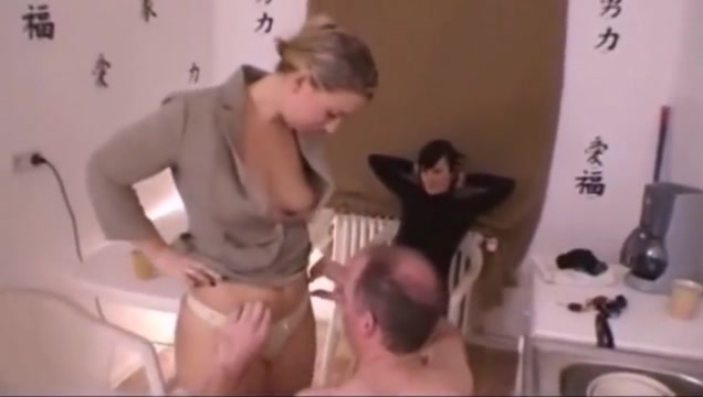 Femdom compil 02 Ned quick hand job