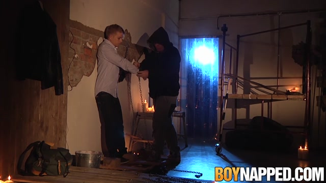 Chris Jansen & Sebastian Kane in Chris Jansen gets punished by mature deviant Sebastian Kane - BoyNapped Home wife nude