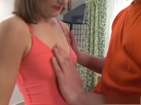 Hottest pornstar in amazing hairy, brunette sex movie