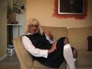 Fabulous homemade gay scene with Crossdressers, Fetish scenes An orgy of quarterpounders