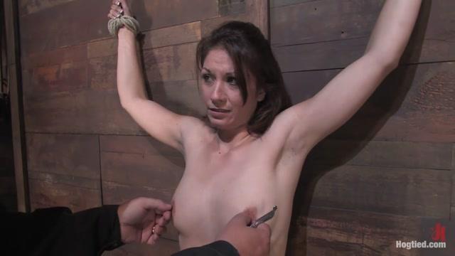 Karrlie Dawn in Karrlie Dawns First HogTied Experience. - HogTied frank mccoy kristen s sex
