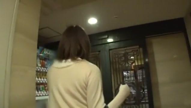 Crazy Japanese chick Miko Harune in Horny Blowjob, Fingering JAV scene