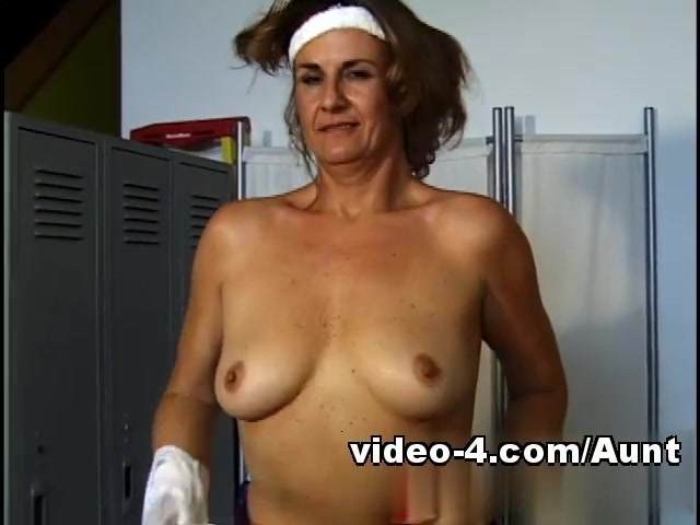 Video from AuntJudys: Liz round tit and ass