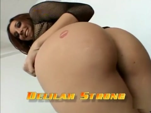 Crazy pornstar Delilah Strong in best anal, brunette porn video Bet pussy