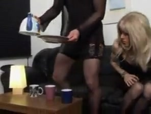 Tv party 1 in public real sex
