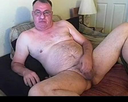 Grandpa cum on webcam 6 Semi Mlf Korea