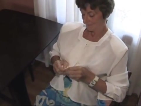 Nice older lady Free Porn Brenda James