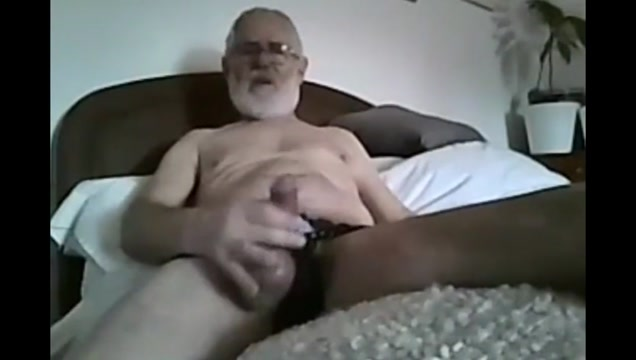 Grandpa cum on webcam 4 How to talk to spanish girl