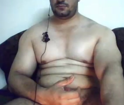 Masturbating Turkey-Turkish Bear Yusuf Malatya Jacks Off Receta del sex on the beach