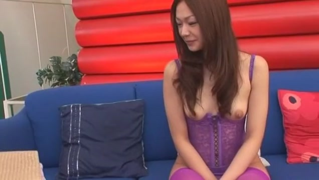 Amazing Japanese whore Sakura Hirota in Incredible Fingering, Cunnilingus JAV clip