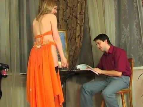 Russian dancer - anal love