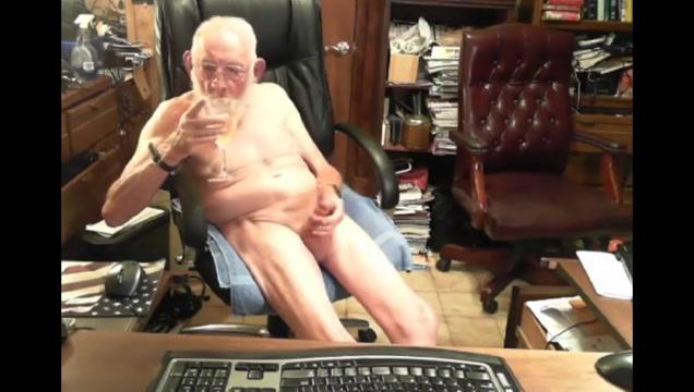 Grandpa cum on webcam 2 pale white girl loves black cock tmb 1