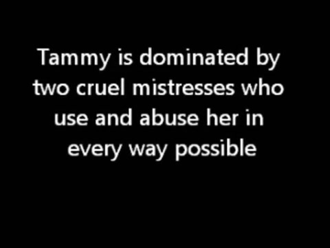 TAMMY FELLATRIX IN FEMDOM FAGGOT FOLLIES Biker chick hot you tube