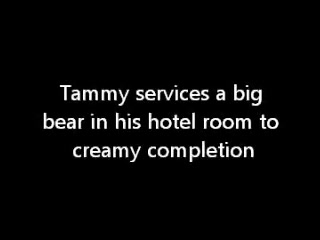 TAMMY FELLATRIX SERVICES BIG BEAR BILLIE Big sister litil brother lap dance free porn videos