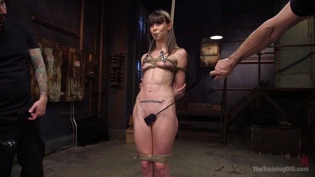 Anal Bondage Slave Training Alexa Nova - TheTrainingofO Kissa Sins Hd