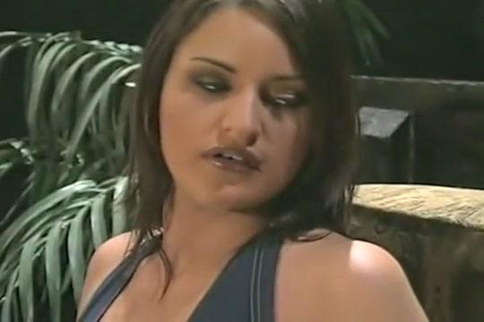 Wild hardcore cheyenne silver asshole