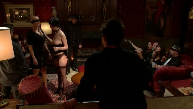 Mellanie Monroe: Big Tittied Milf Is Used As The Armory Fuck Hole For A Night - PublicDisgrace Milf black men masturbating