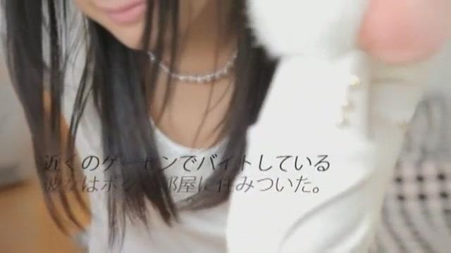 Amazing Japanese model Aya Sakuraba in Horny Handjobs, Showers JAV video