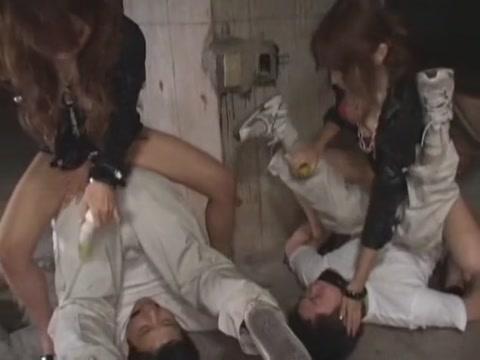 Crazy Japanese girl Anje Hoshi, Megu Ayase, Saki Ootsuka in Incredible Group Sex, Face Sitting JAV movie